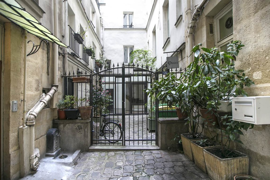 Квартира Paris Rue Saint Antoine 13