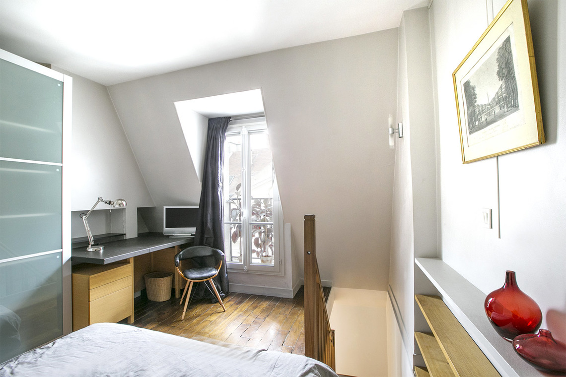 Appartement Paris Rue Jean-Jacques Rousseau 8