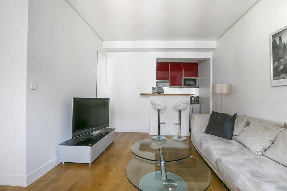 Appartement Paris Rue Jean-Jacques Rousseau 2