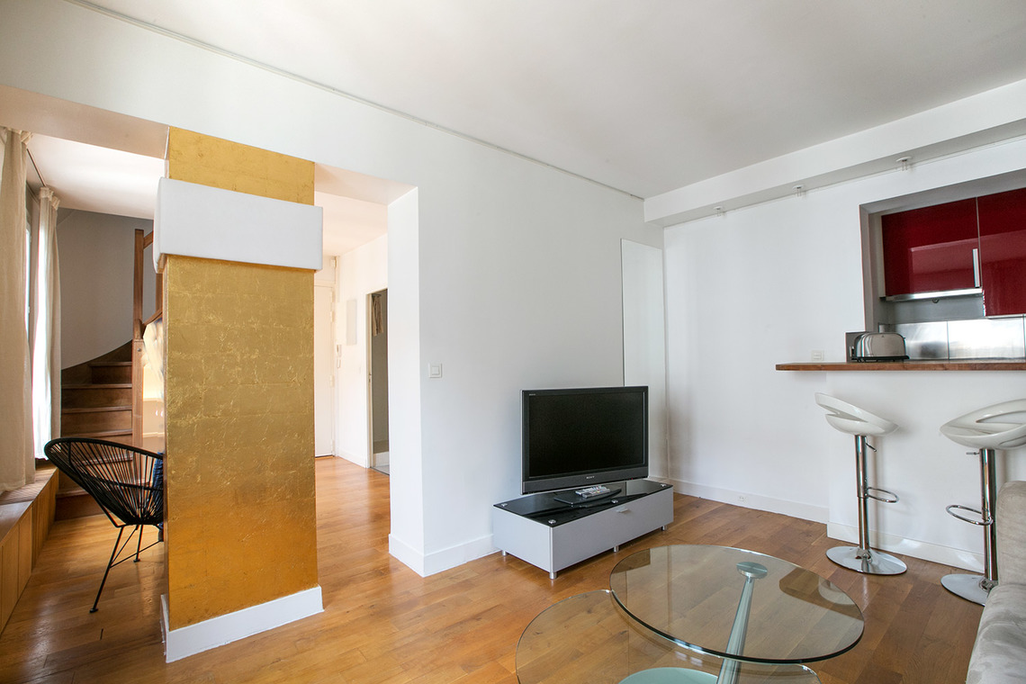 Appartement Paris Rue Jean-Jacques Rousseau 6