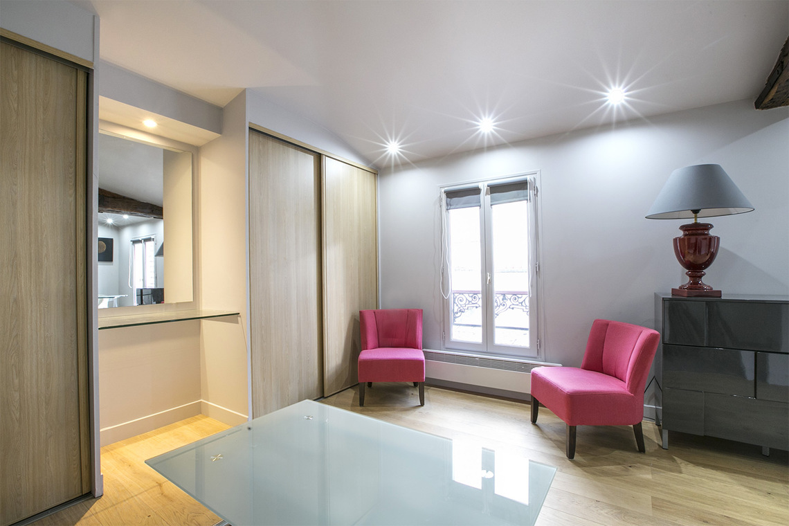 Appartement Paris Rue de Palestro 8