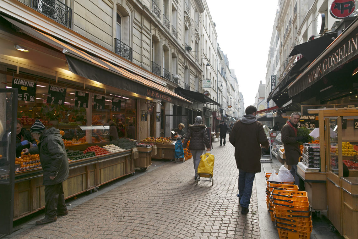 Квартира Paris Rue de l'Annonciation 15