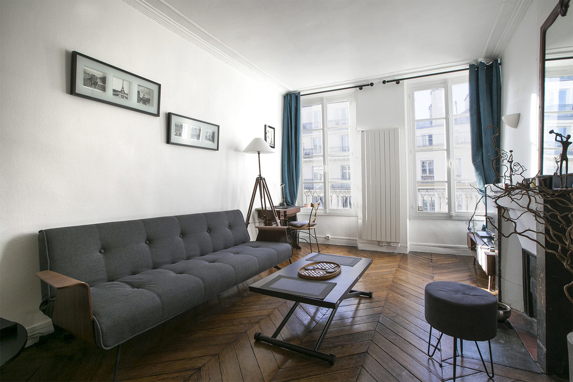 Appartement Paris Rue Montmartre 3