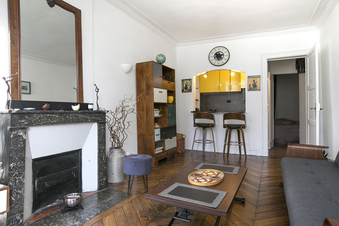 Appartement Paris Rue Montmartre 4