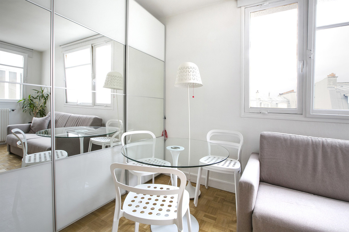 Apartment Paris Rue de la Tour d'Auvergne 4