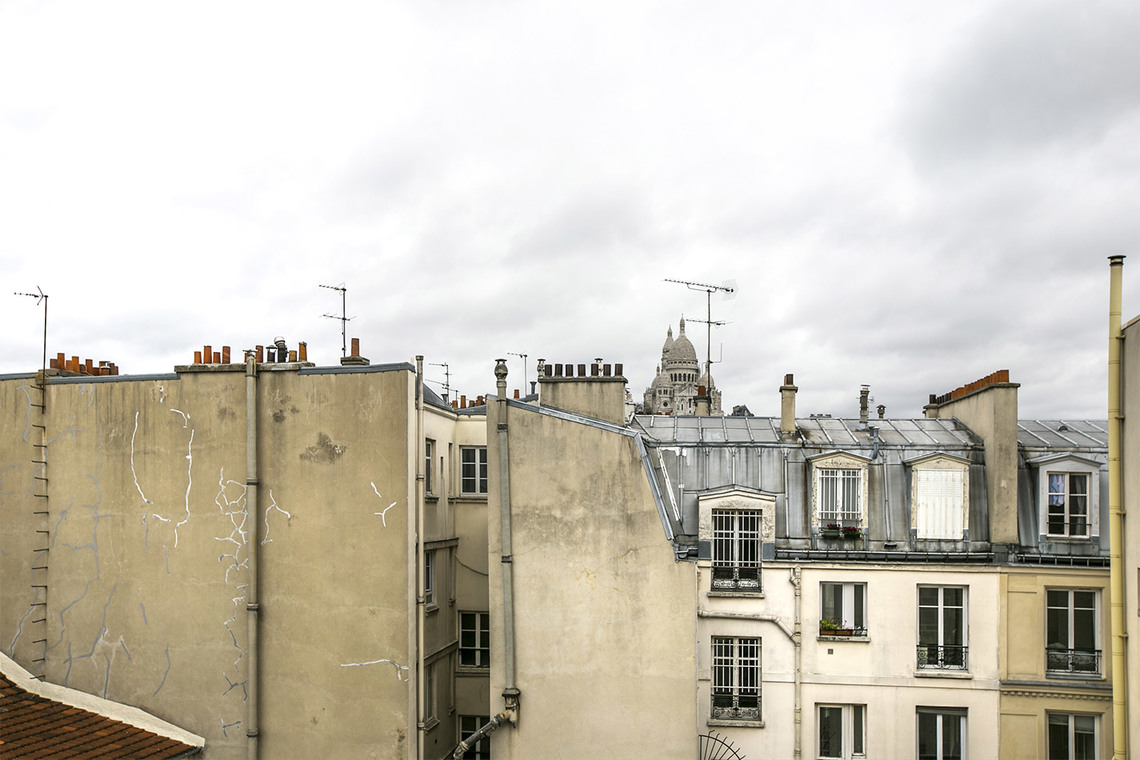 Apartment Paris Rue de la Tour d'Auvergne 10