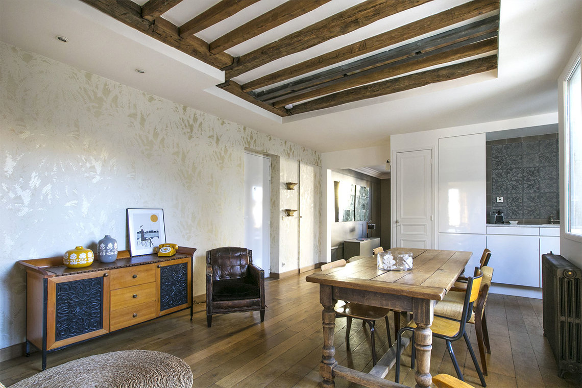 Paris Rue des Tournelles Apartment for rent