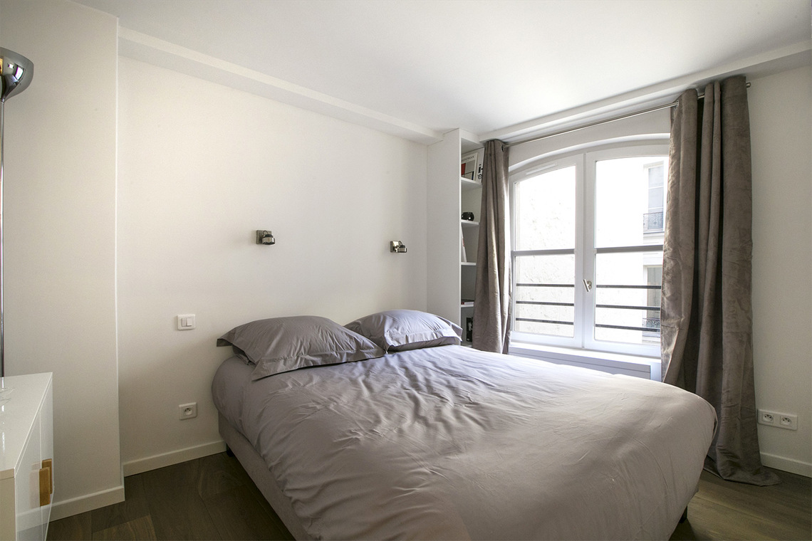 Appartement Paris Rue Simon le Franc 8