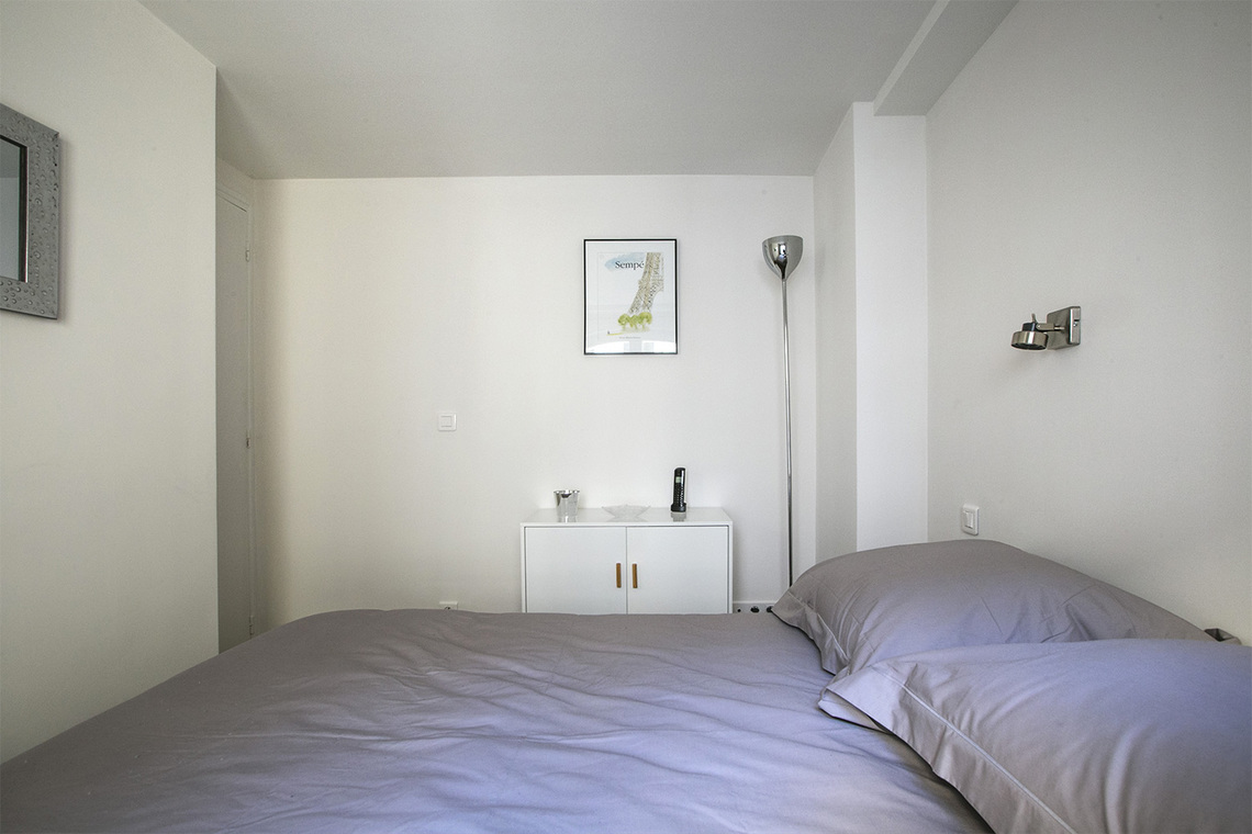 Appartement Paris Rue Simon le Franc 10