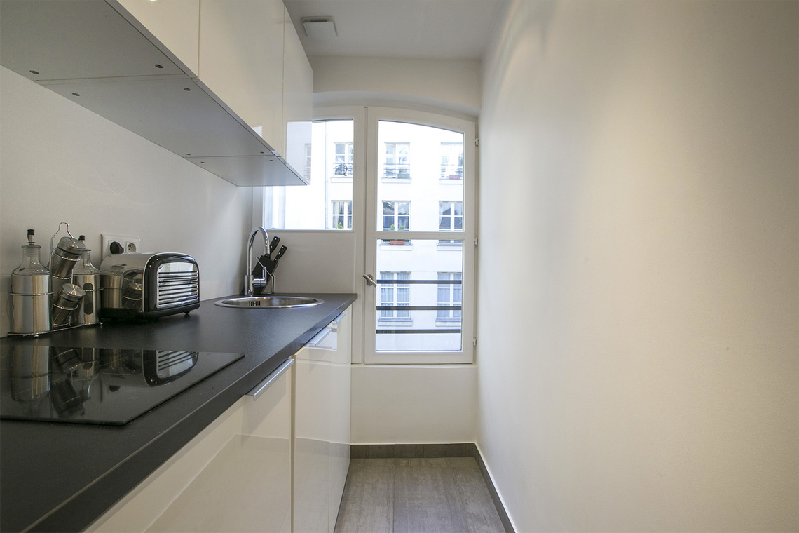 Appartement Paris Rue Simon le Franc 6