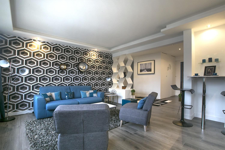 Appartement Paris rue Lekain