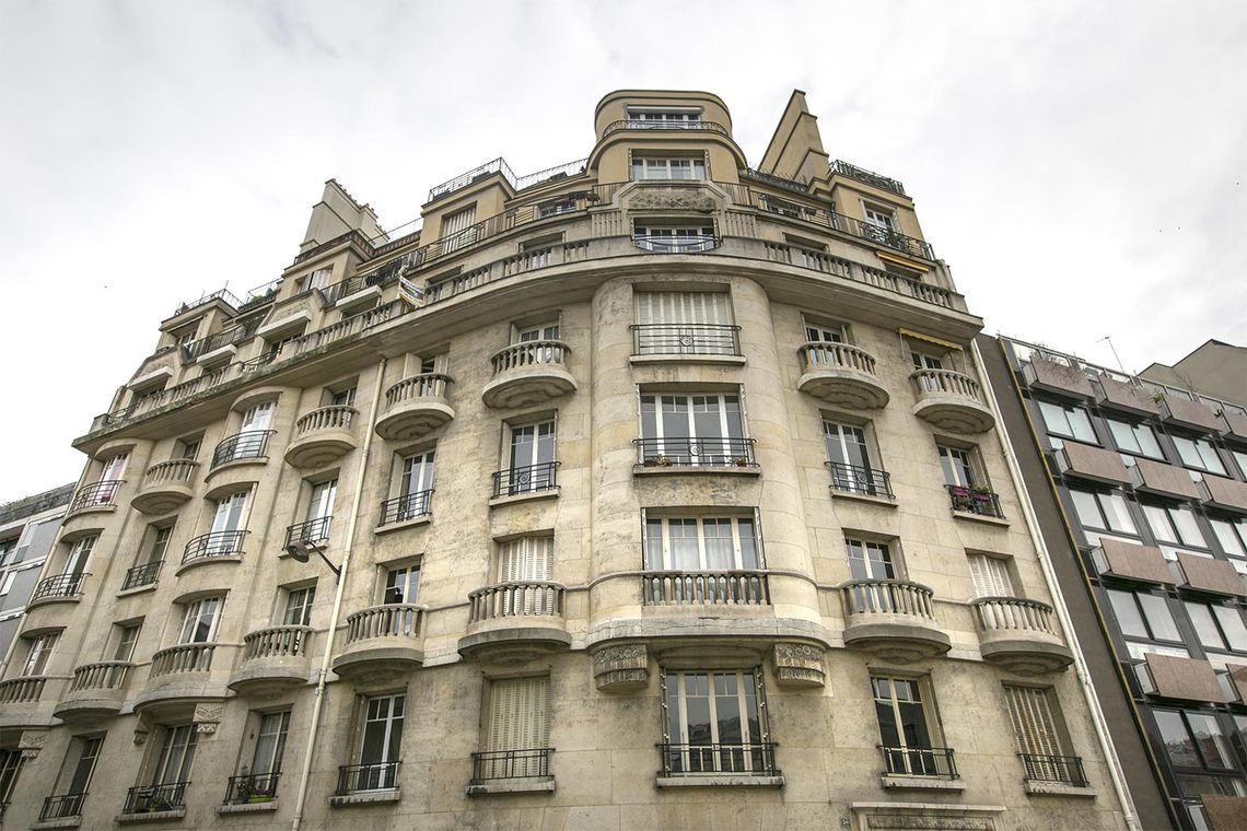 Appartement Paris Rue de Varize 19