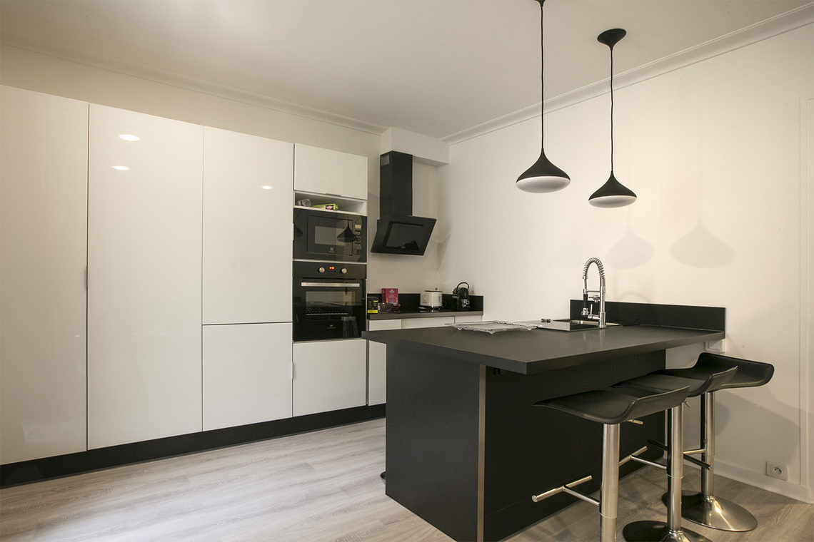 Appartamento Paris Rue Lauriston 3