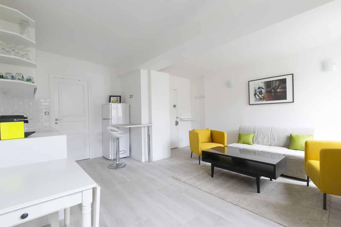 Apartamento Paris Rue Saint Honoré 3