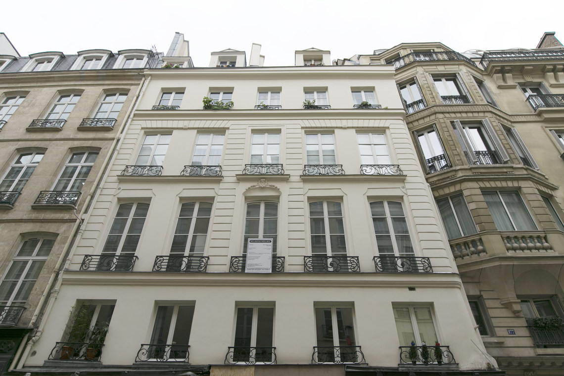 Apartamento Paris Rue Saint Honoré 16