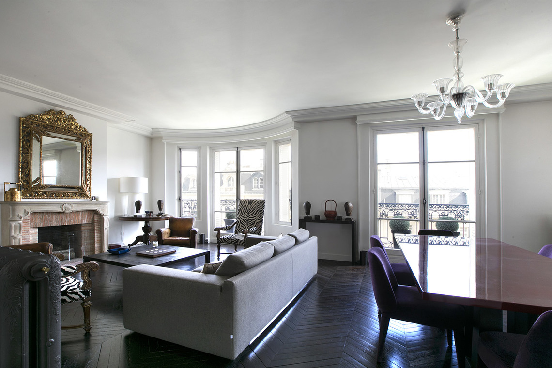 Paris Avenue Charles Floquet Appartement à louer