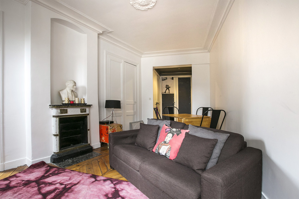 Furnished apartment for rent Paris Rue des Halles