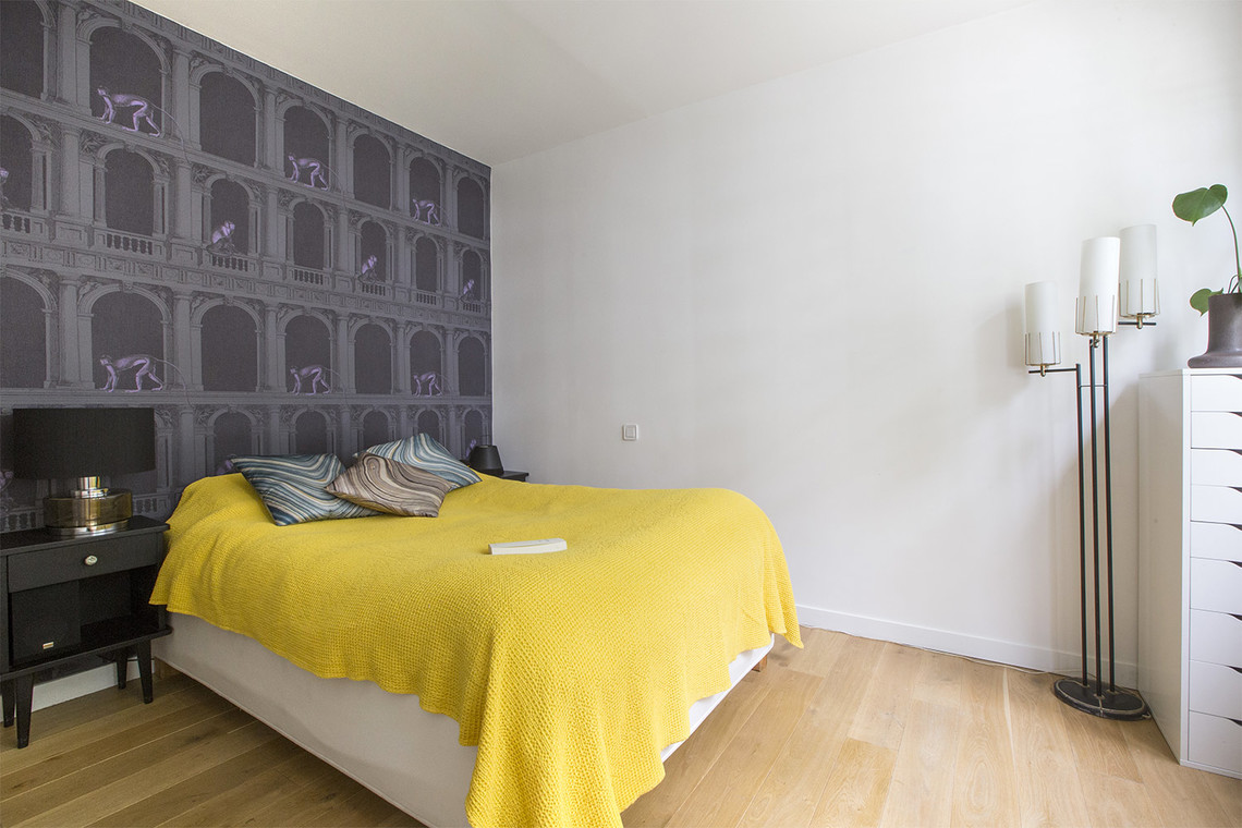 Appartamento Paris Rue Georges Lardennois 12