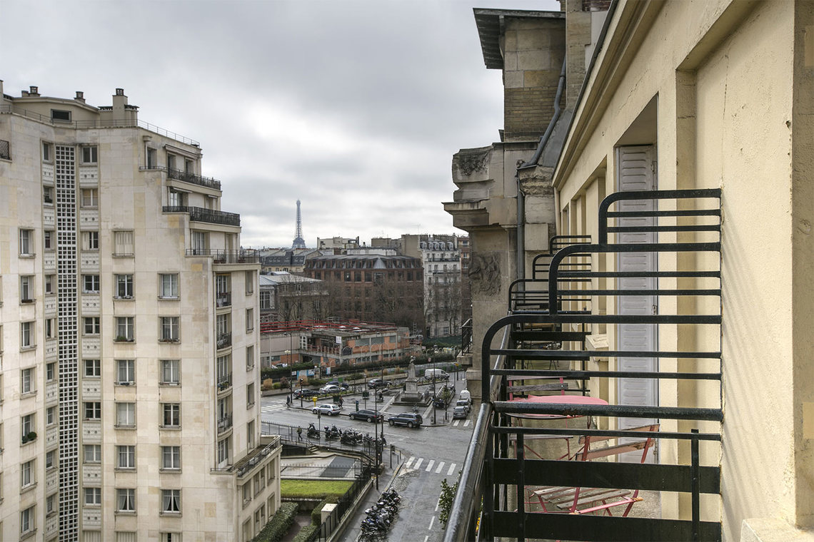 Appartement Paris Rue Verniquet 11