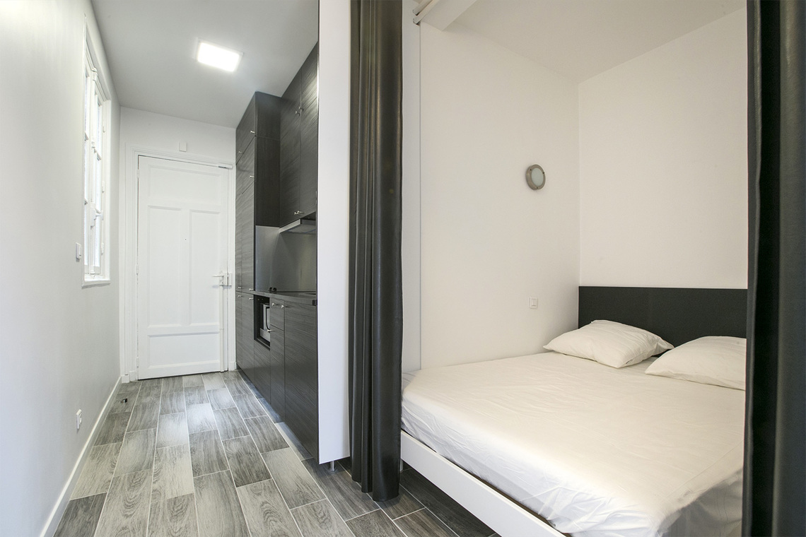 Appartement Paris Rue Verniquet 7