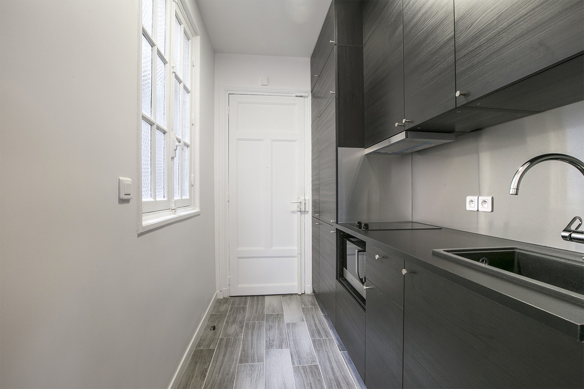 Appartement Paris Rue Verniquet 5
