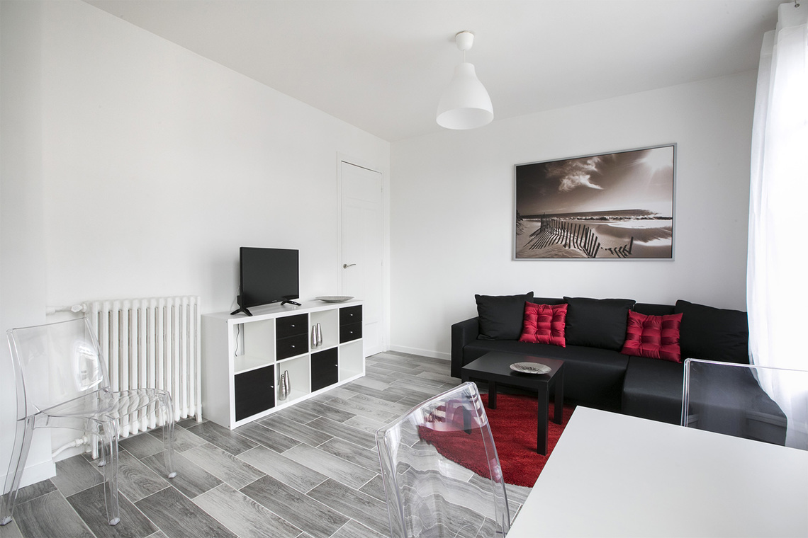 Appartement Paris Rue Verniquet 2