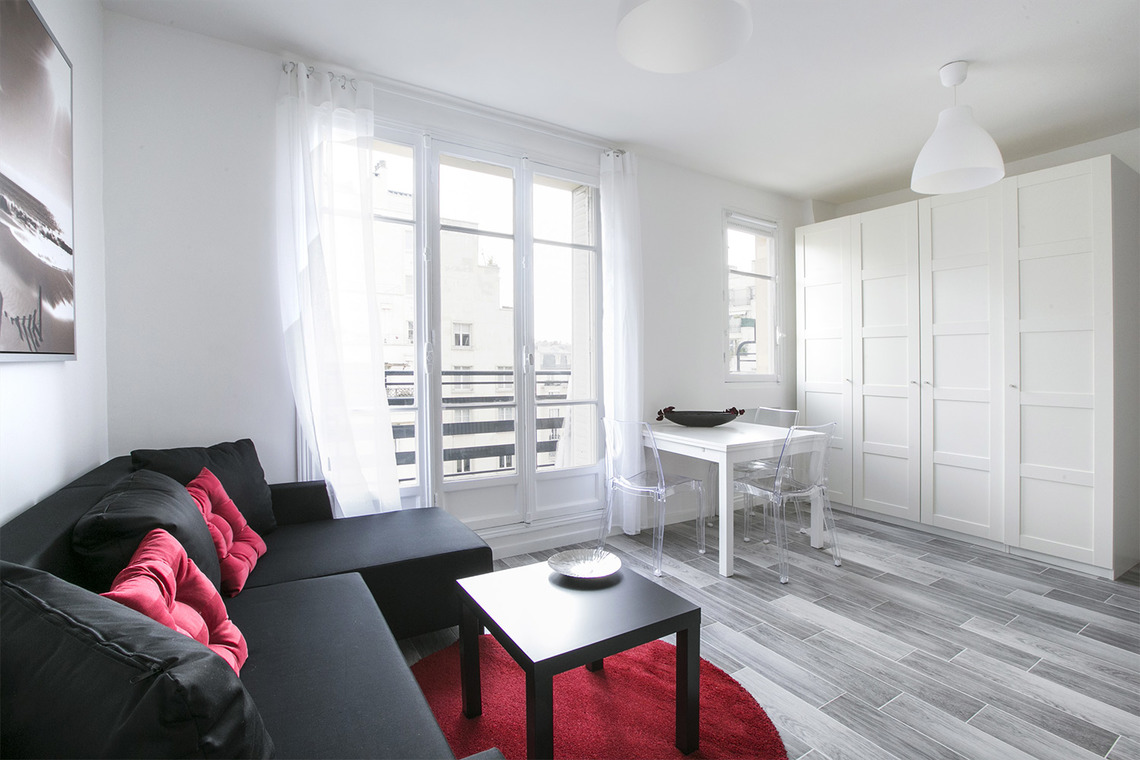 Appartement Paris Rue Verniquet 3