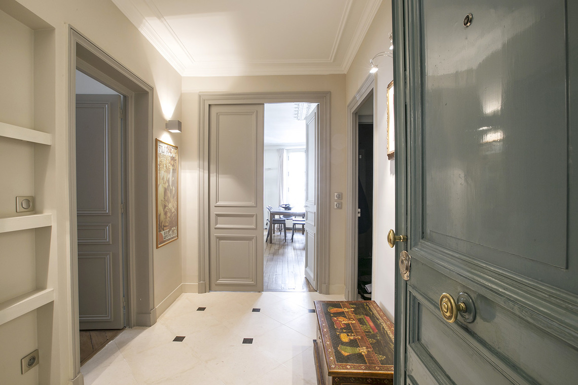 Apartment Paris Rue de Fleurus 15