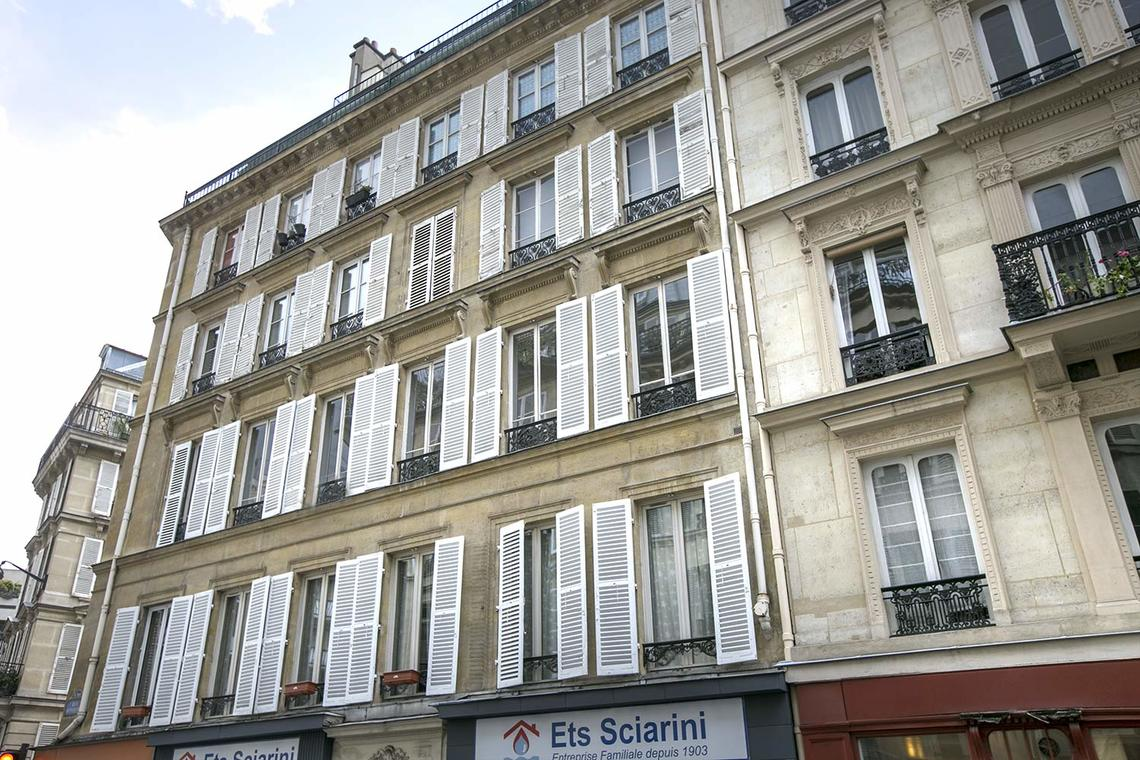 Apartment Paris Rue de Fleurus 18