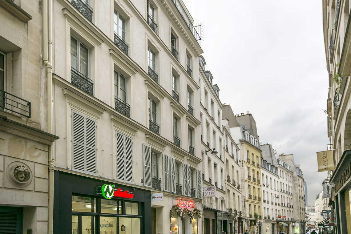 Apartamento Paris Rue du Dragon 14