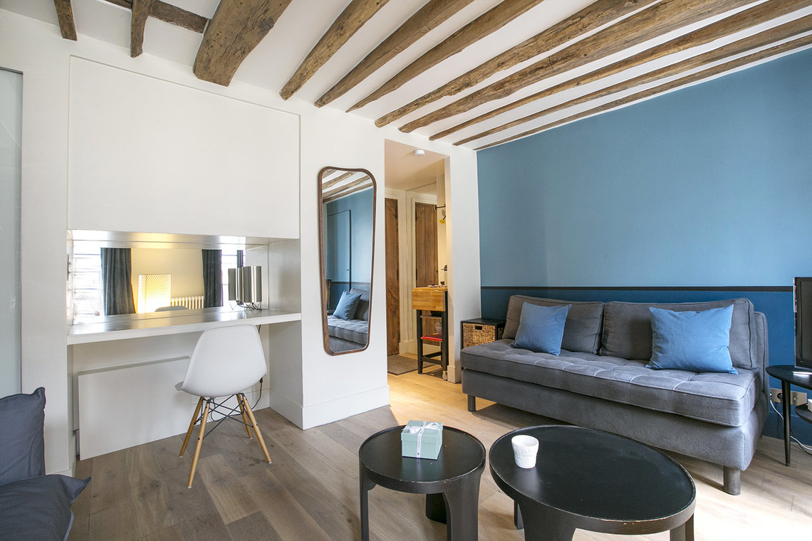 Apartamento Paris Rue du Dragon 2