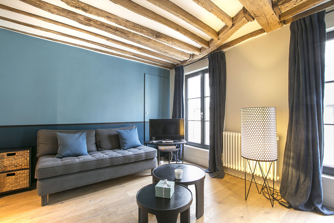 Apartamento Paris Rue du Dragon 4