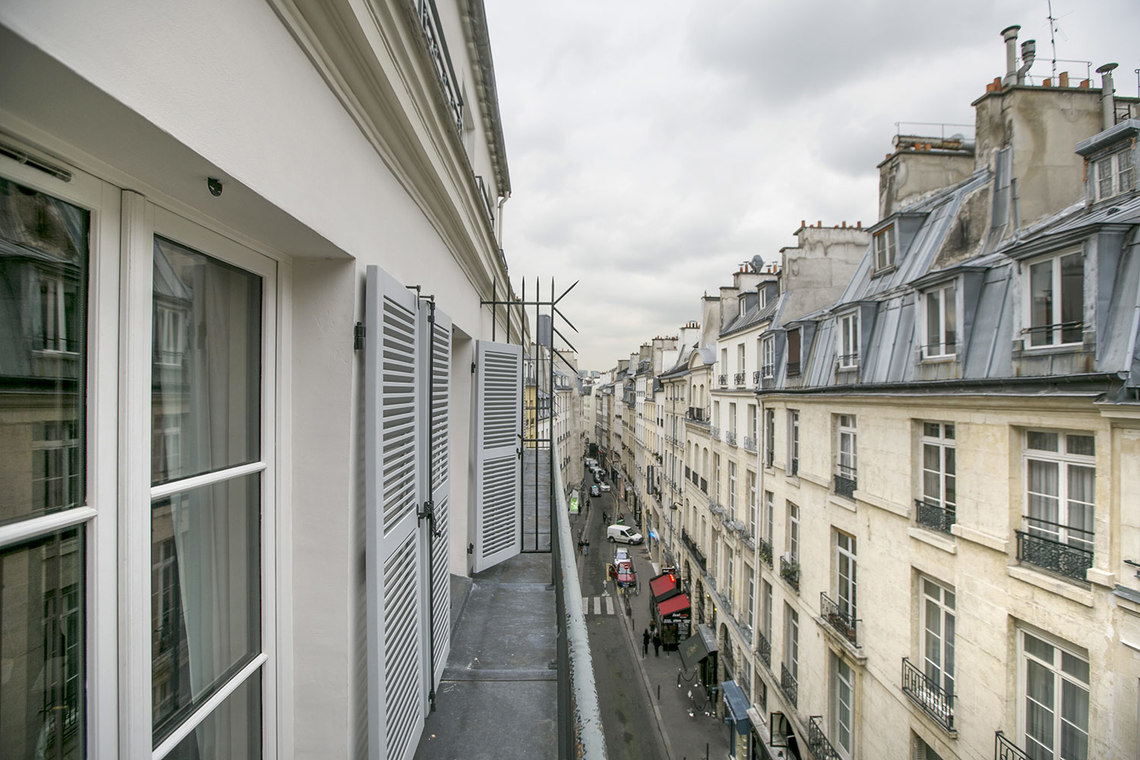 Apartamento Paris Rue du Dragon 12