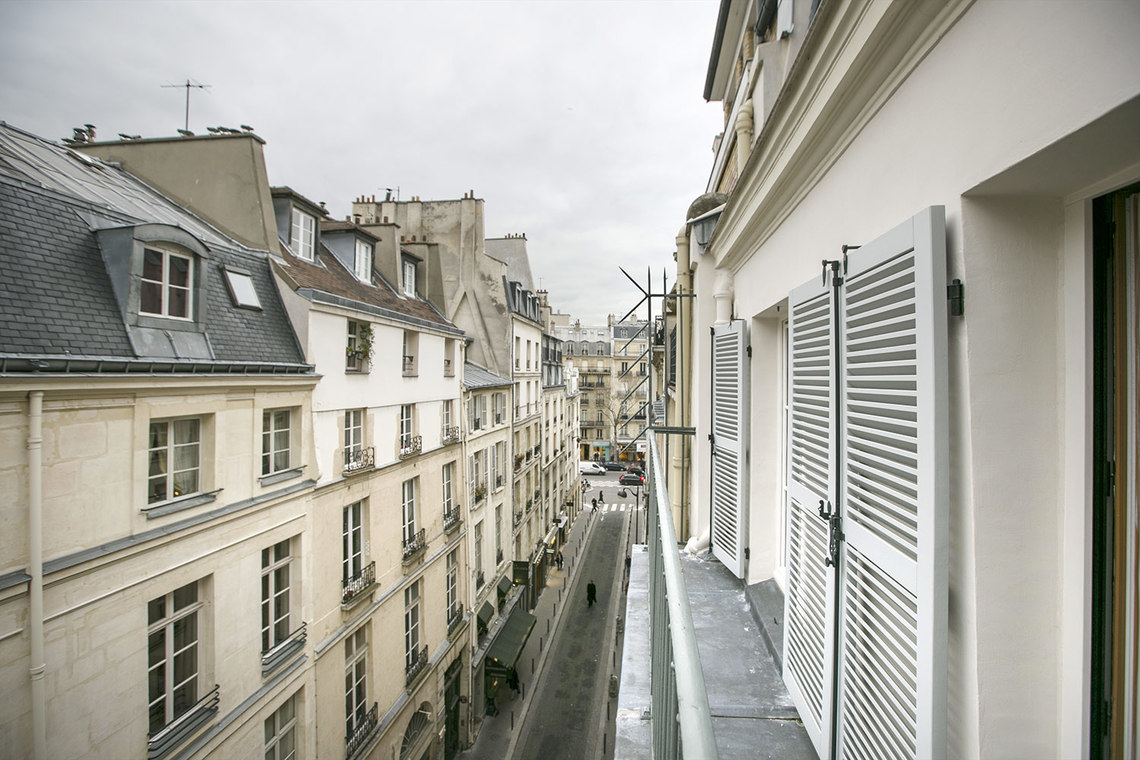 Apartamento Paris Rue du Dragon 13