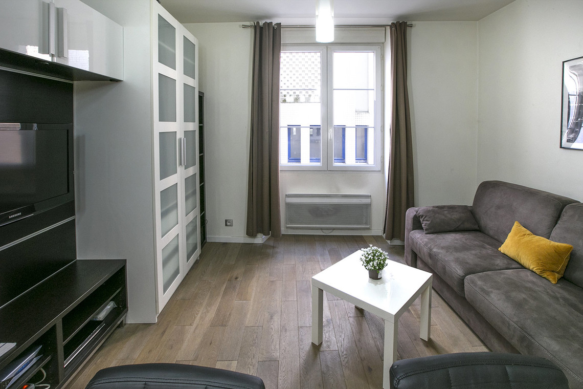 Appartement Paris Rue Poissonnière 4