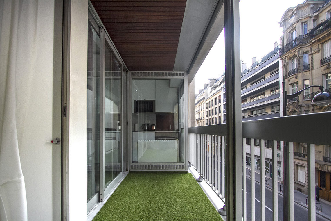Apartment Paris Rue de la Pompe 15