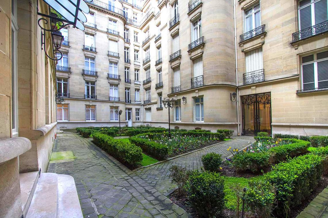 Appartamento Paris Avenue Victor Hugo 17
