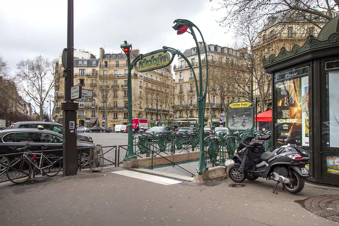 Appartamento Paris Avenue Victor Hugo 20