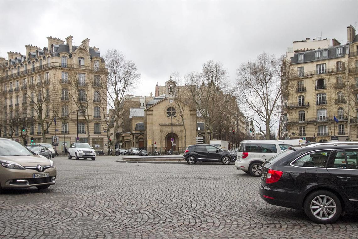 Appartamento Paris Avenue Victor Hugo 21