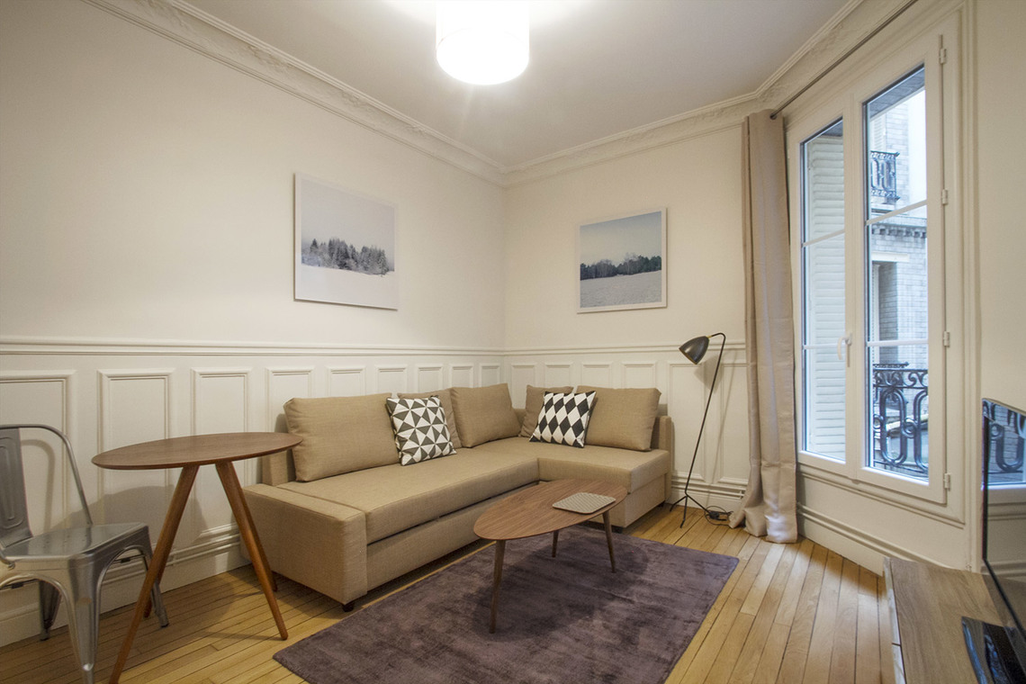 Paris Rue Laugier Apartment for rent