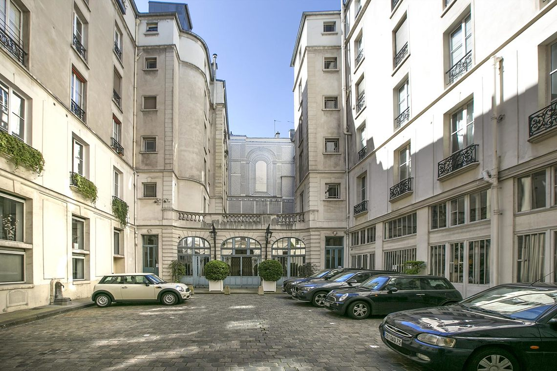 Appartement Paris Rue de Lille 10