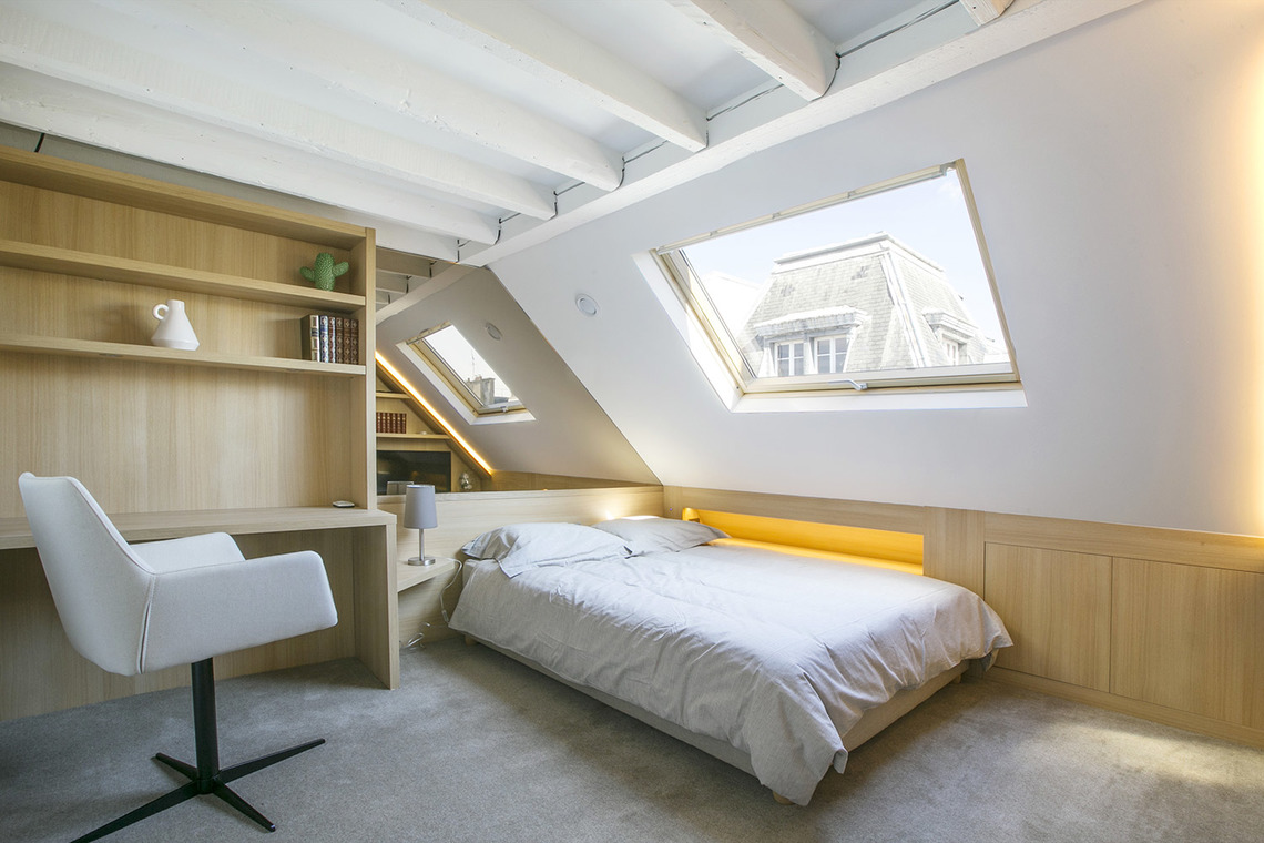 Location studio meubl rue de lille paris ref 13373 - Location studio meuble lille ...