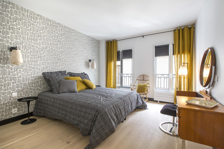 Appartement Paris rue Saint Honoré