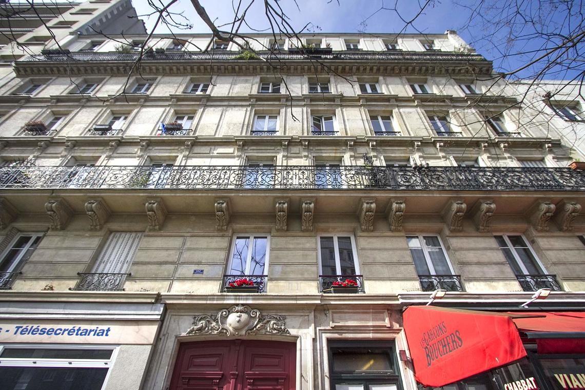 Appartamento Paris Avenue Philippe Auguste 16