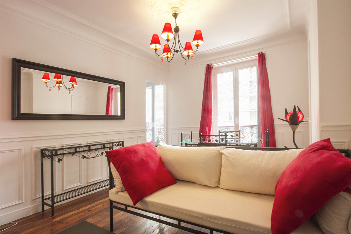 Appartamento Paris Avenue Philippe Auguste 5