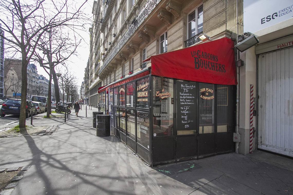 Appartamento Paris Avenue Philippe Auguste 17