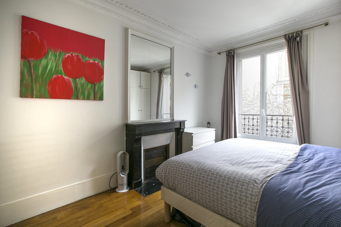 Apartment Paris Rue Beautreillis 11