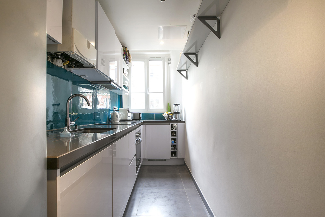 Apartment Paris Rue Beautreillis 7