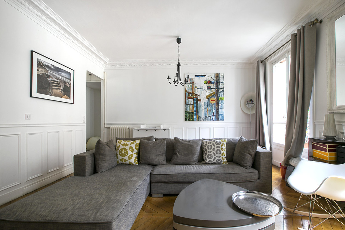 Apartment Paris Rue Beautreillis 2