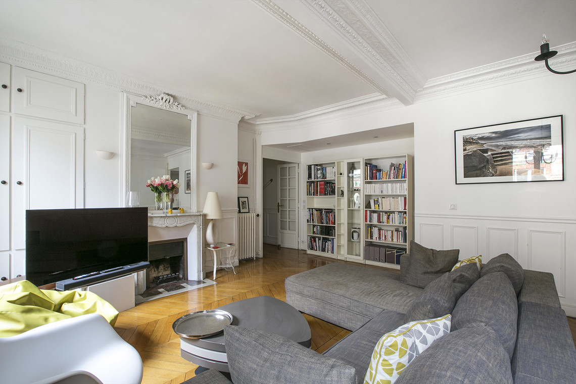 Apartment Paris Rue Beautreillis 5